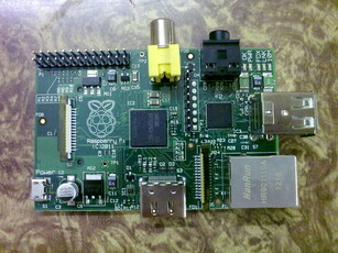 My Raspberry Pi