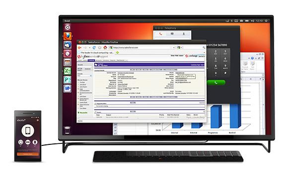 Ubuntu Convergence Story